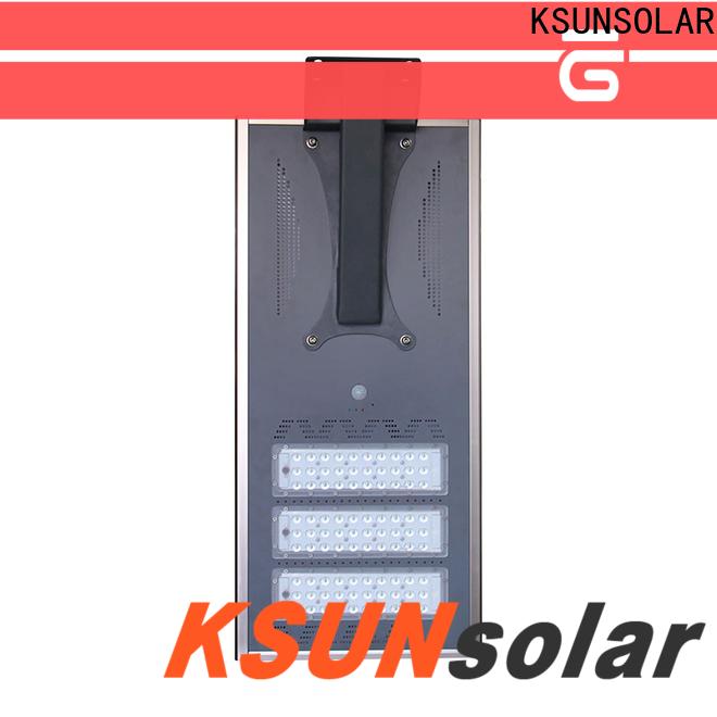 Best solar powered led street lights price for business for Energy saving