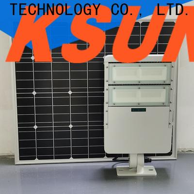 Latest outside solar flood lights for business for Power generation