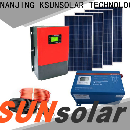 Best solar equipment for sale manufacturers for Power generation