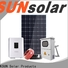 New hybrid solar system price Suppliers For photovoltaic power generation