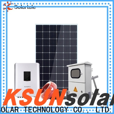 New off grid solar power kits Supply for Energy saving