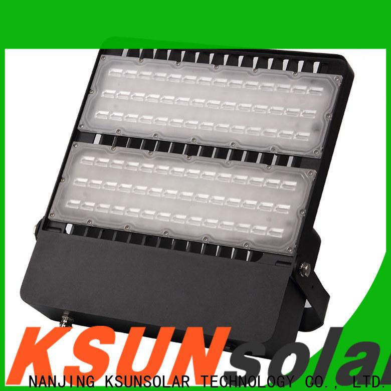 KSUNSOLAR solar powered outdoor flood lights company for Power generation