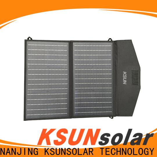 KSUNSOLAR Custom folding solar panels sale for business for Power generation
