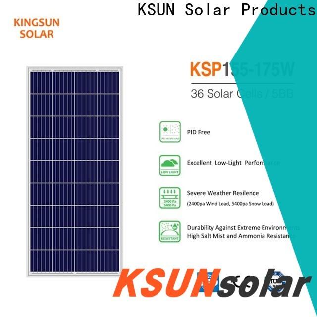 KSUNSOLAR solar panel products company for Power generation