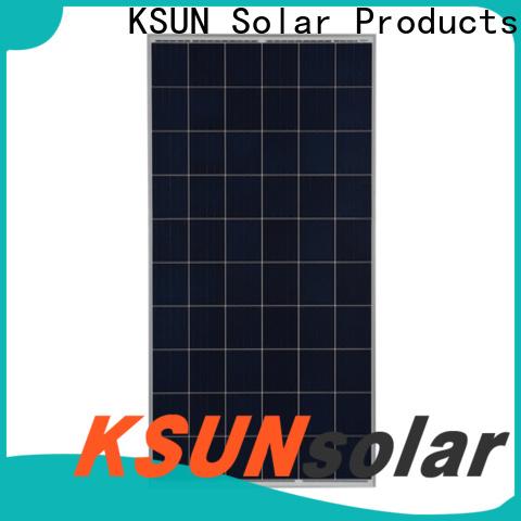 KSUNSOLAR Custom chinese solar panels Suppliers for Environmental protection