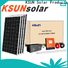 KSUNSOLAR Latest solar panel power system Suppliers for powered by