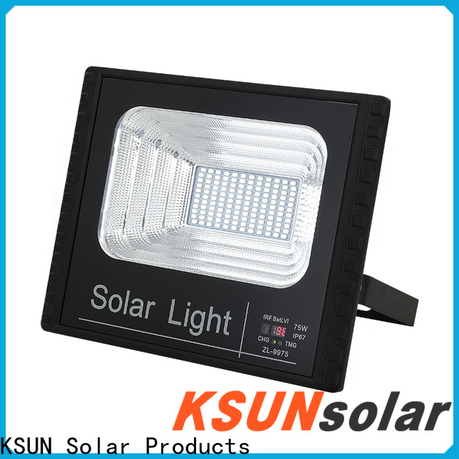 Custom solar led outside lights manufacturers for Environmental protection