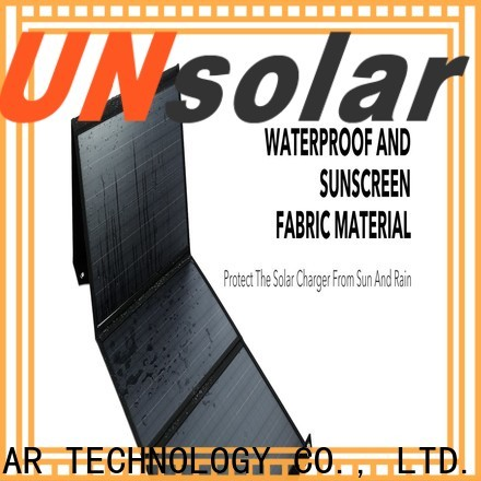 KSUNSOLAR Top foldable panels factory For photovoltaic power generation