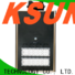 Top solar powered led street lights price factory for Environmental protection