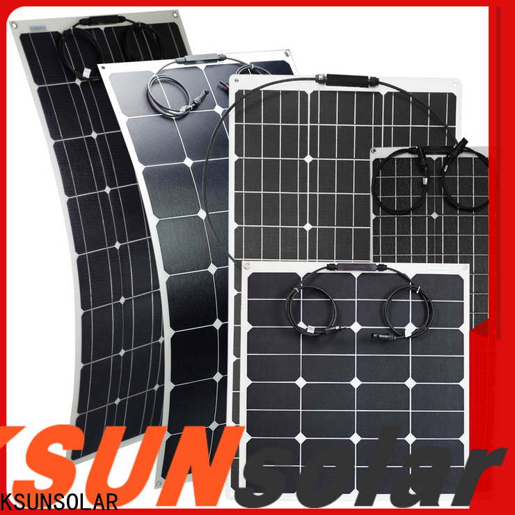 KSUNSOLAR Latest flexi panels Suppliers for Energy saving