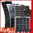 KSUNSOLAR Latest flexi panels Suppliers for Energy saving