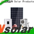KSUNSOLAR grid tied solar panel system manufacturers for Environmental protection