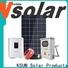 KSUNSOLAR Latest hybrid solar power system factory for Environmental protection