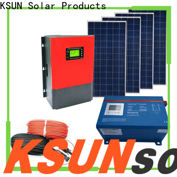 Wholesale off grid solar energy systems for Energy saving