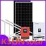 KSUNSOLAR solar power systems prices company for Energy saving