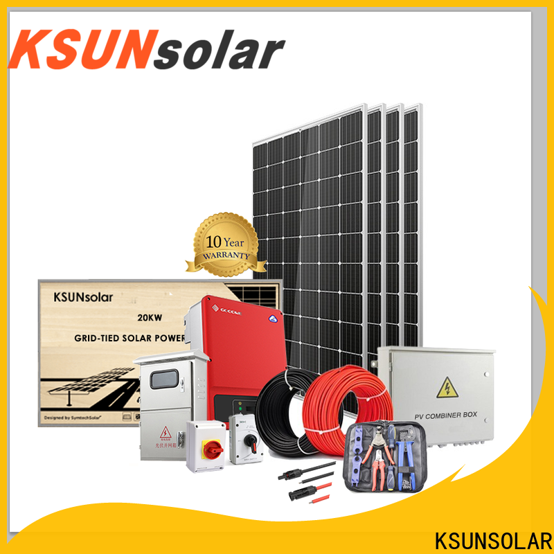 High-quality solar power systems prices manufacturers for Environmental protection