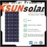 KSUNSOLAR solar energy solar panels Suppliers for powered by