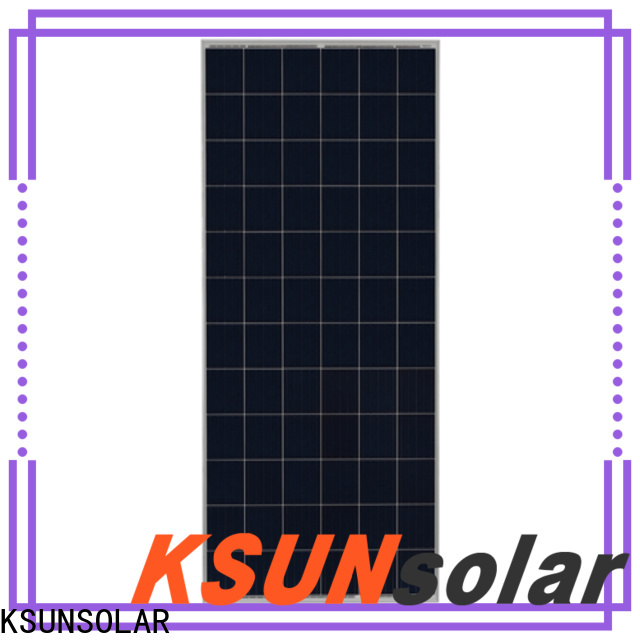 KSUNSOLAR solar panel products company for powered by