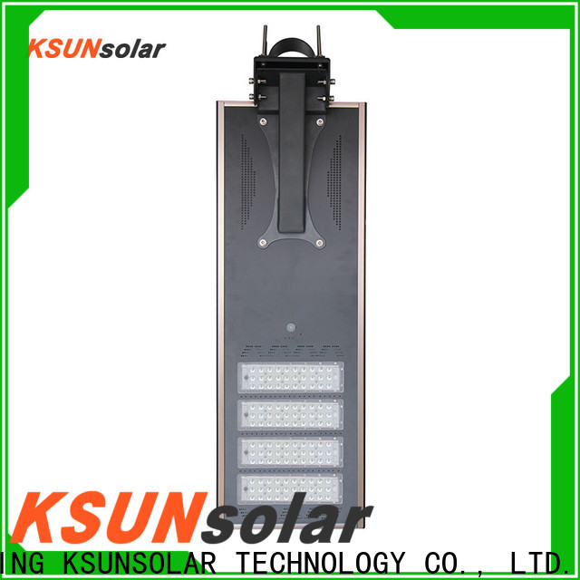 High-quality solar powered street lamps factory For photovoltaic power generation