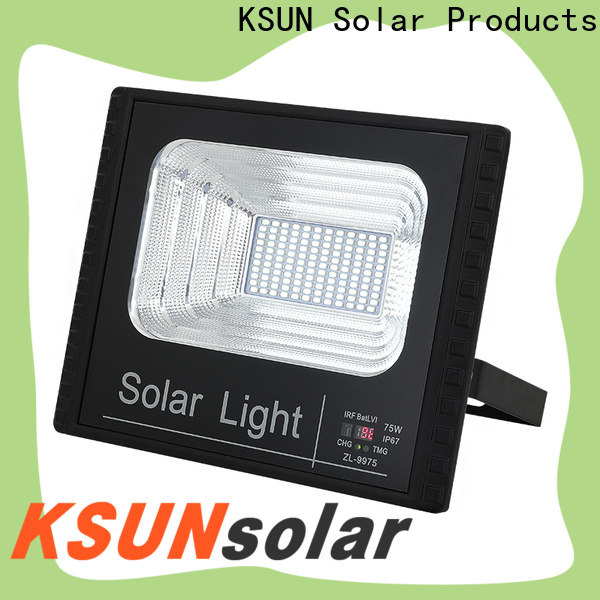 Best best solar powered flood light for powered by