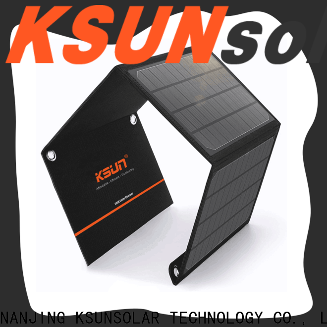 KSUNSOLAR New folding panel for Environmental protection