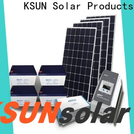 High-quality solar panel power system for powered by