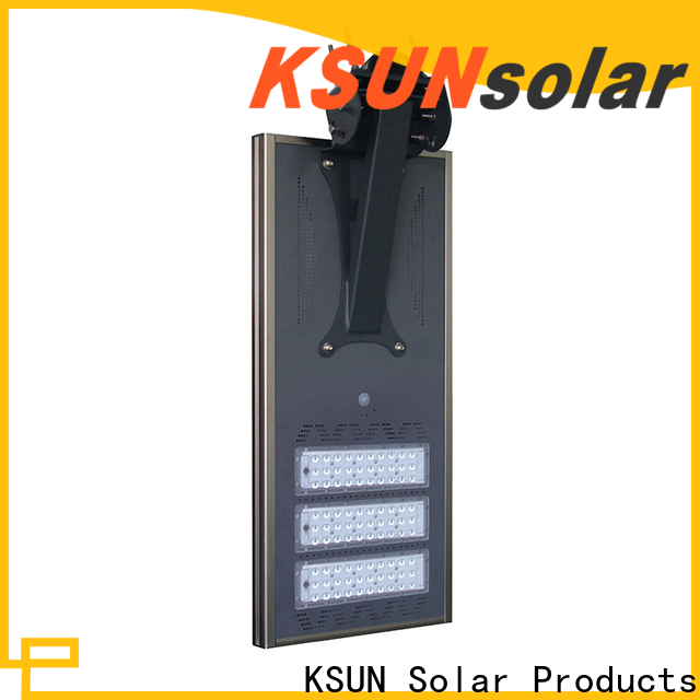 Top solar powered street light company for powered by