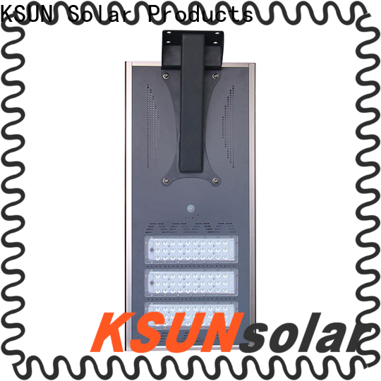 KSUNSOLAR high power solar street light Suppliers for Energy saving