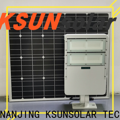 KSUNSOLAR solar powered garden flood lights Supply for powered by