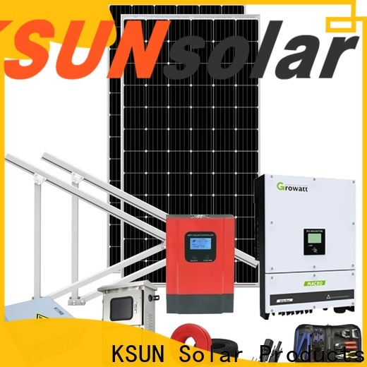 KSUNSOLAR best solar products for business for Energy saving