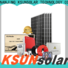 High-quality grid tied solar panel system for business for Energy saving