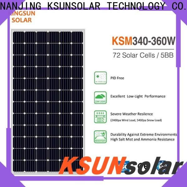 Custom solar energy and solar panels for Environmental protection