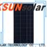 KSUNSOLAR Custom multi-solar panel factory for Energy saving