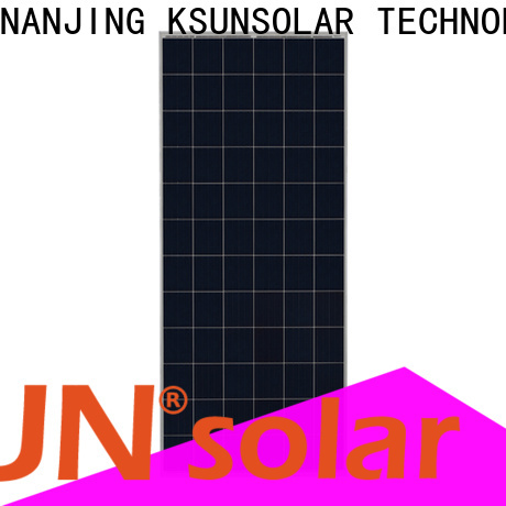 KSUNSOLAR New multi-solar panel factory for Power generation