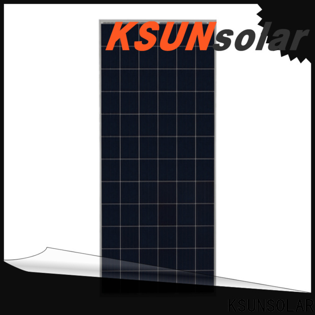 KSUNSOLAR poly solar panel price for powered by