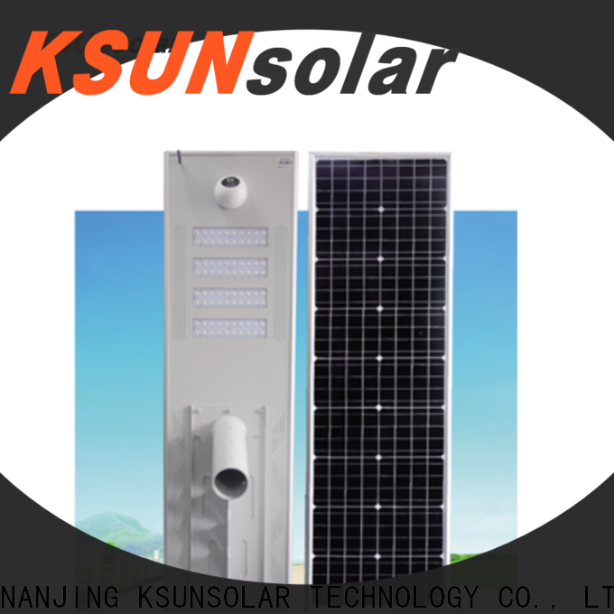 Custom solar street light price for Energy saving