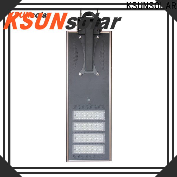 KSUNSOLAR New solar street light benefits Suppliers for powered by