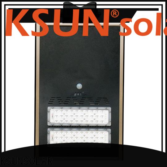KSUNSOLAR solar powered led lights outdoor factory for Power generation