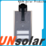 KSUNSOLAR best solar powered street light manufacturers for Power generation