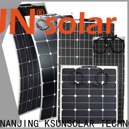 KSUNSOLAR Top solar power panels Suppliers for Energy saving