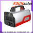 High-quality portable power supply solar Supply for powered by