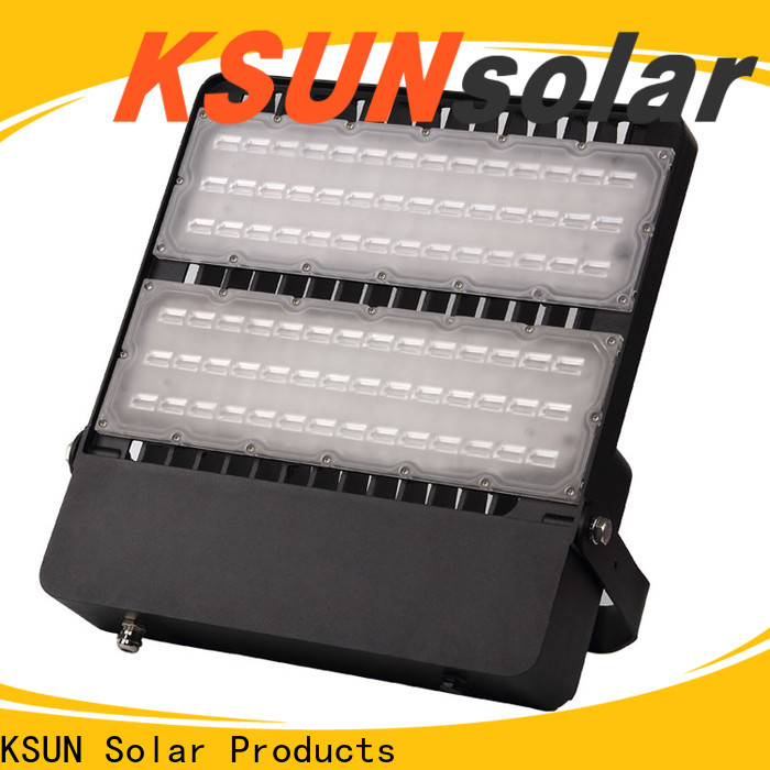 KSUNSOLAR solar floodlight for powered by