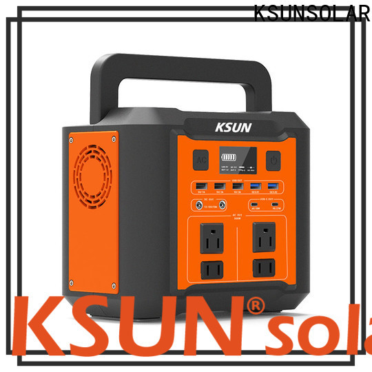 KSUNSOLAR Custom portable power systems Supply for powered by