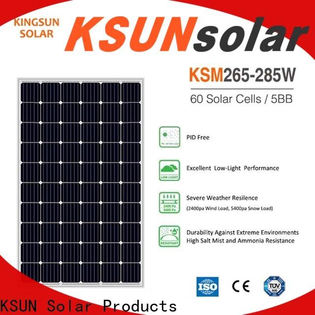 KSUNSOLAR solar energy and solar panels for Environmental protection