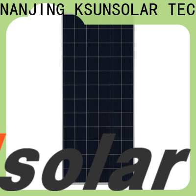 KSUNSOLAR solar cells and panels company For photovoltaic power generation