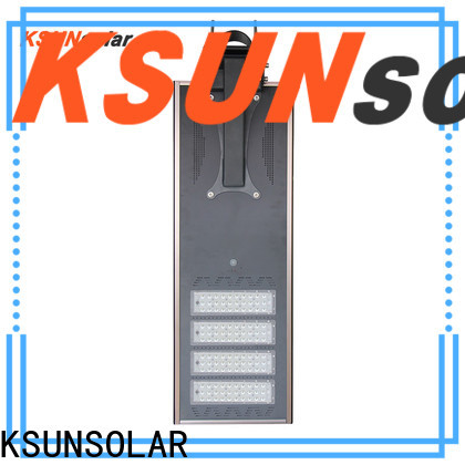 KSUNSOLAR solar street lamp for Environmental protection