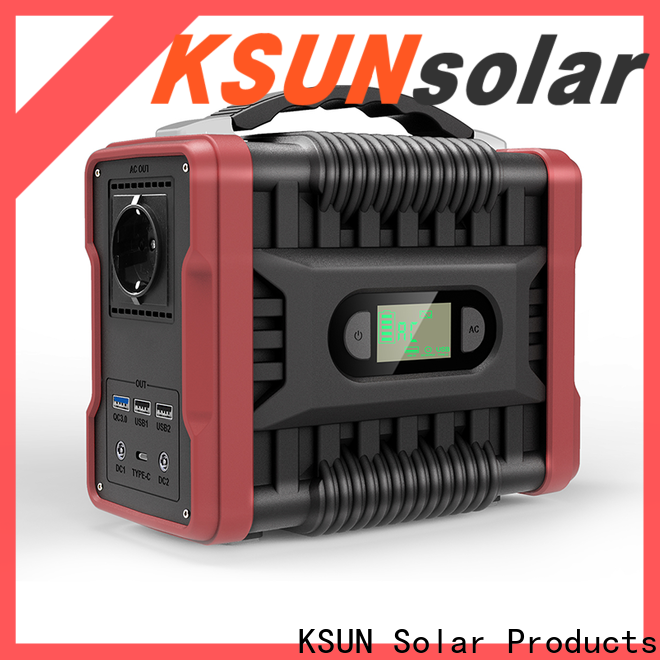 Custom portable solar power system Supply for powered by