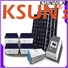 KSUNSOLAR Latest hybrid solar system Supply for Environmental protection