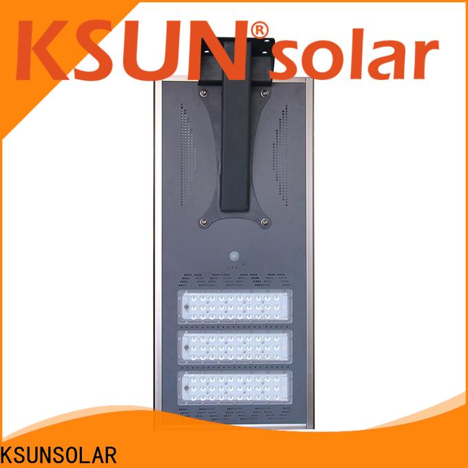 KSUNSOLAR Custom solar powered led lights outdoor Suppliers for Environmental protection