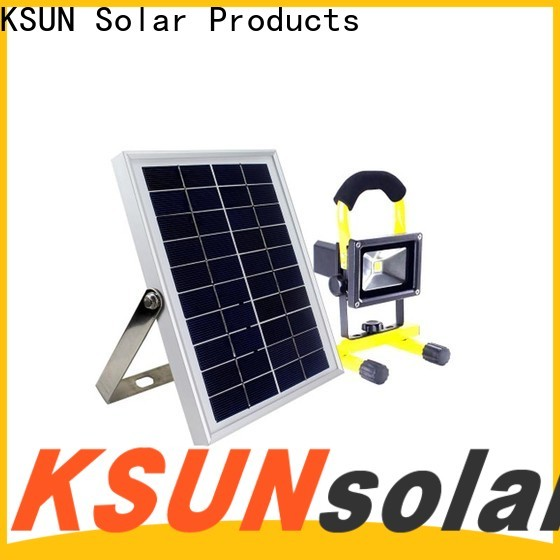KSUNSOLAR Best solar LED lights Suppliers for Environmental protection